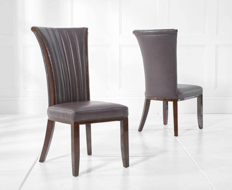 Alpine Brown Chairs Lifestyle