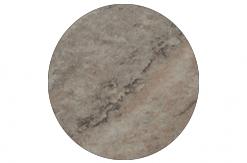 Calvera 200cm Brown Pedestal Marble Dining Table pattern
