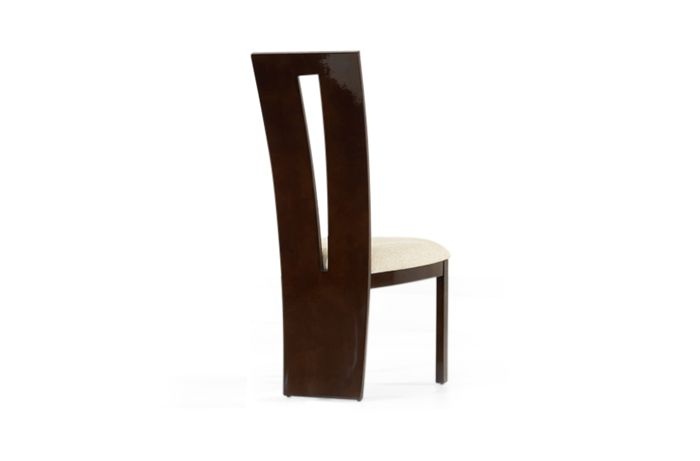 Valdina Chair Brown Back