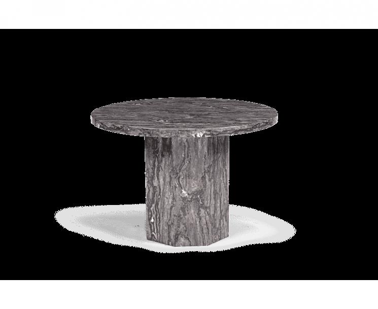 Crema Round Grey