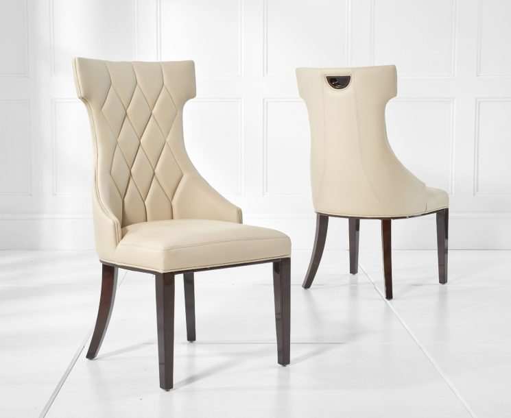 Freya Cream Chair Lifestyle