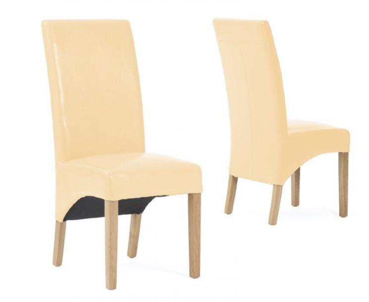 Cannes Chair Cream Pair